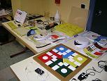 Juegos táctiles para personas con discapacidad visual