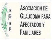Logotipo de la Asociación de Glaucoma para Afectados y Familiares