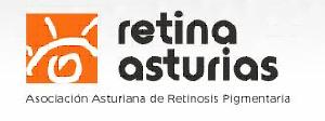 Logo de la Asociación Retina Asturias