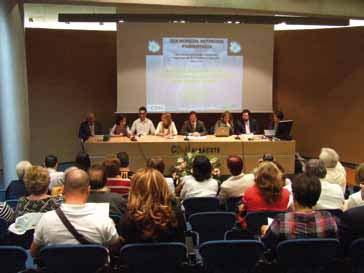 Conferencia en la asociación de Castilla-La Mancha