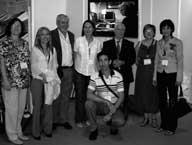 Asistentes al 84 Congreso de la Sociedad Española de Oftalmología.