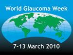 Logo del Día Mundial del Glaucoma