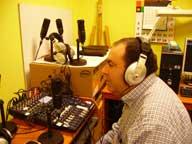Participante del programa de radio Con Otra Mirada
