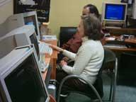 Oficina de la Asociación Asturiana de Retinosis Pigmentaria