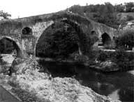 Puente Romano de Cangas de Onís