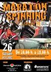 Maratón de Spinning a favor de Retina Asturias