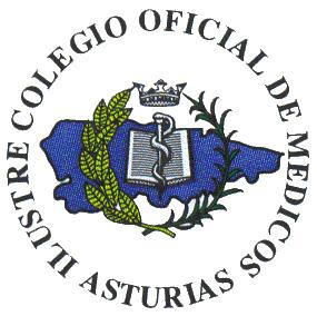 Logo del Colegio de Médicos de Asturias