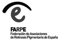 Logotipo de FARPE.
