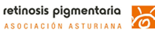 Logo de la Asociación Asturiana de Retinosis Pigmentaria