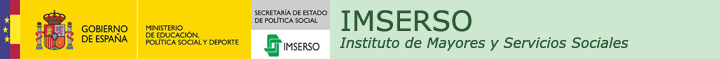 Logo del IMSERSO