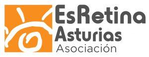 Logotipo Asociación EsRetina Asturias