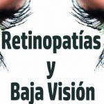 Cartel Retinopatías y baja visión