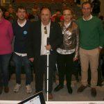 Borja Saiz, Laura Romano, Manuel Sanchez, Andres Mayor, Isabel Pinilla, Nicolas Cuenca y Jesús Delgado.