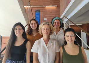 Grupo de investigación liderado por Gemma Marfany
