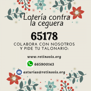 Cartel loteria 2021