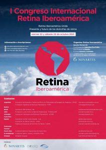 Cartel retina iberoamerica